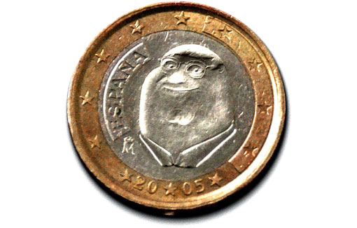 Peter Griffin euro